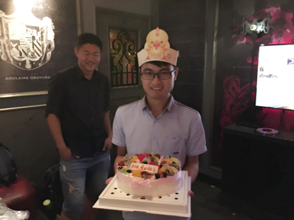 Li Kun's Birthday